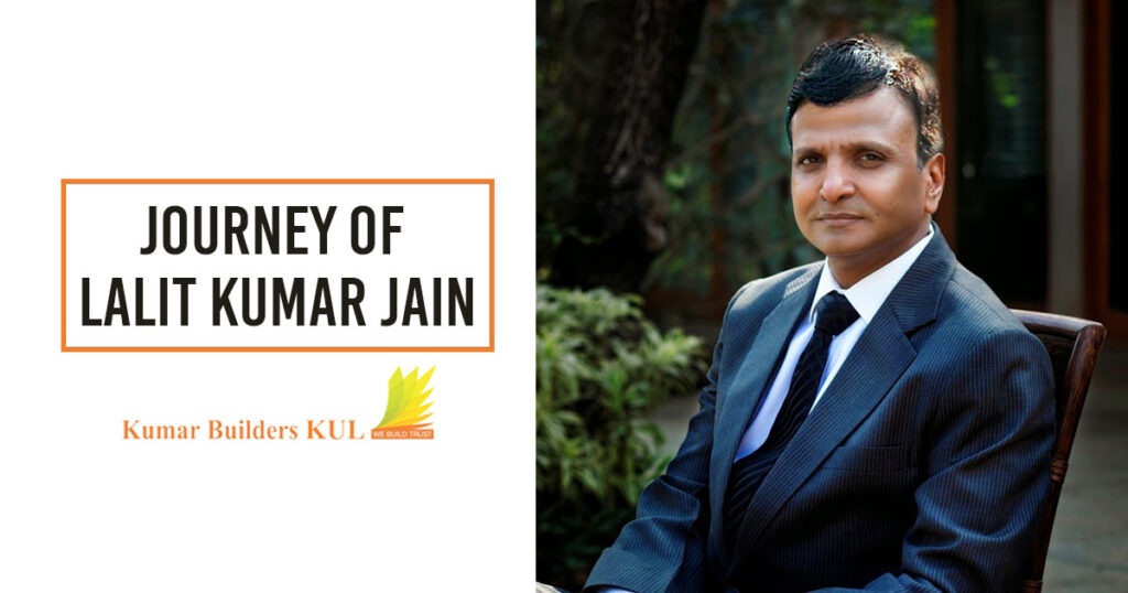 journey of lalit kumar jain